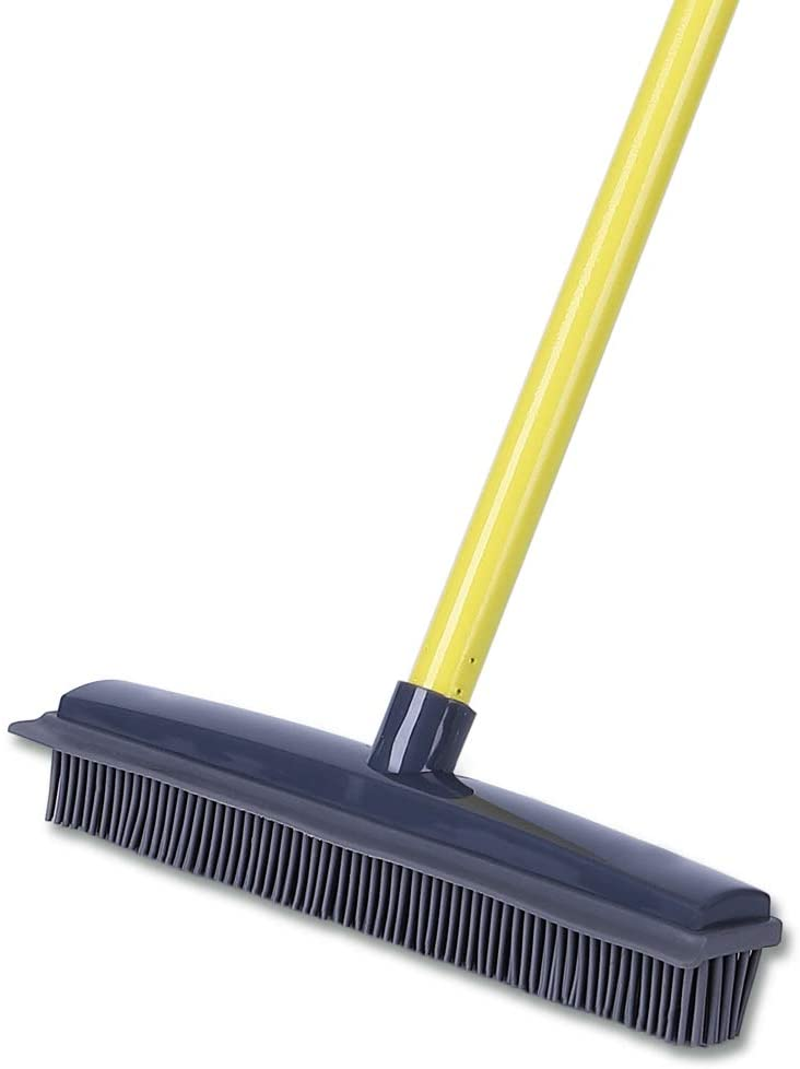 Bristle broom