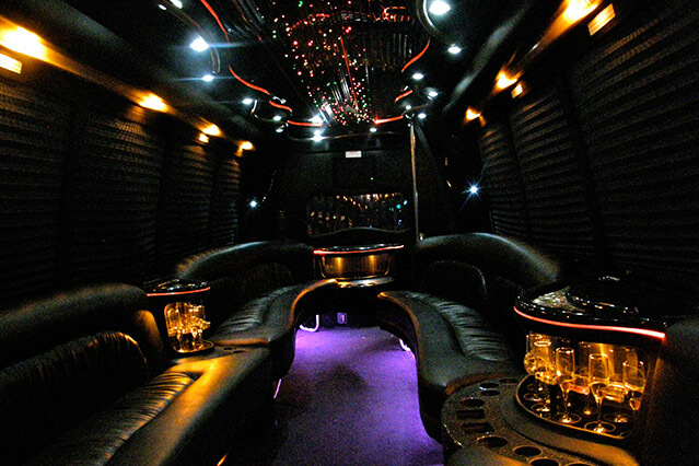 rent party bus chicago